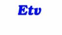 E TV Logo